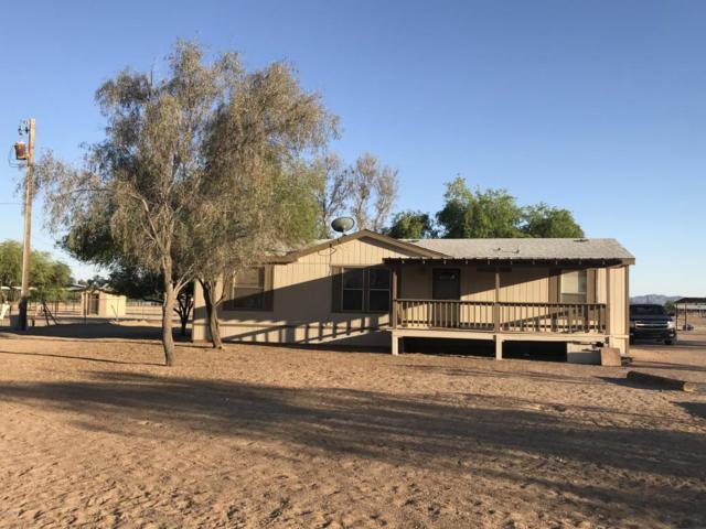 50523 W Mayer Boulevard, Maricopa, AZ 85139 (MLS #5778162) :: Yost Realty Group at RE/MAX Casa Grande