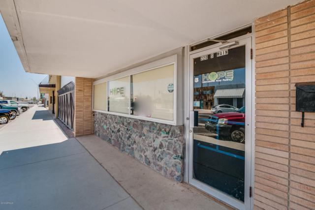 220 S Main Street, Coolidge, AZ 85128 (MLS #5778325) :: My Home Group