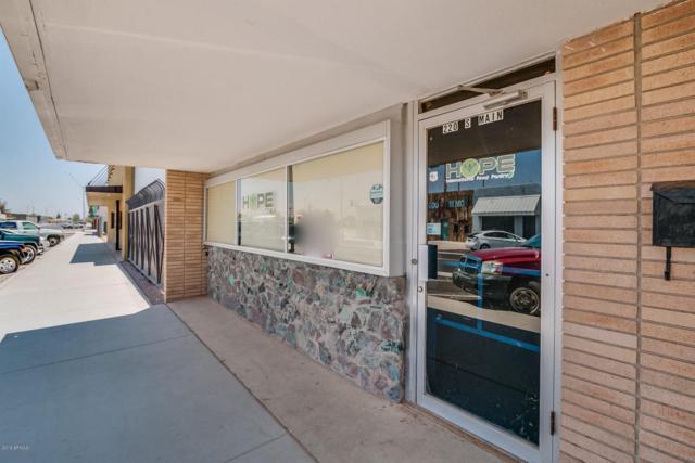 220 S Main Street, Coolidge, AZ 85128 (MLS #5778325) :: The Garcia Group