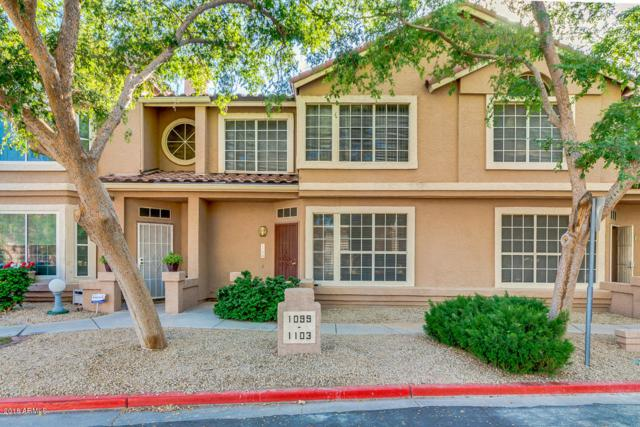 2875 W Highland Street #1100, Chandler, AZ 85224 (MLS #5778337) :: The Jesse Herfel Real Estate Group
