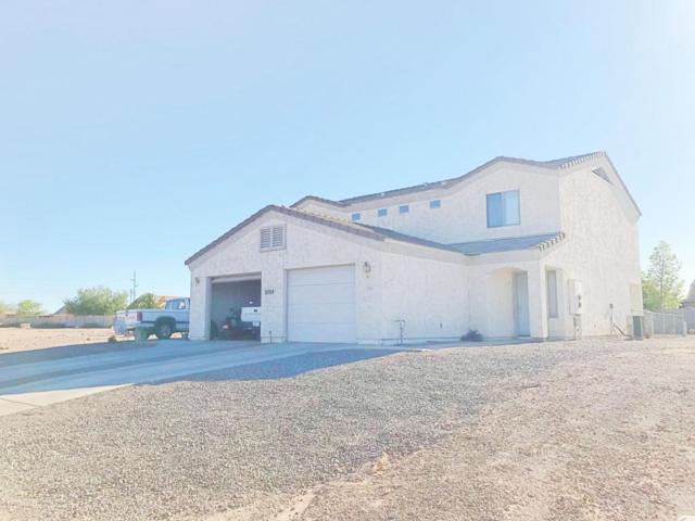 15914 S Yava Road, Arizona City, AZ 85123 (MLS #5778502) :: Kortright Group - West USA Realty