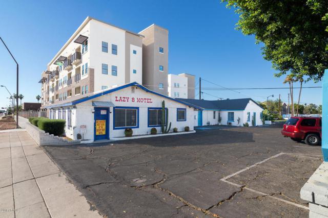 2174 E Apache Boulevard #3, Tempe, AZ 85281 (MLS #5778614) :: The Daniel Montez Real Estate Group