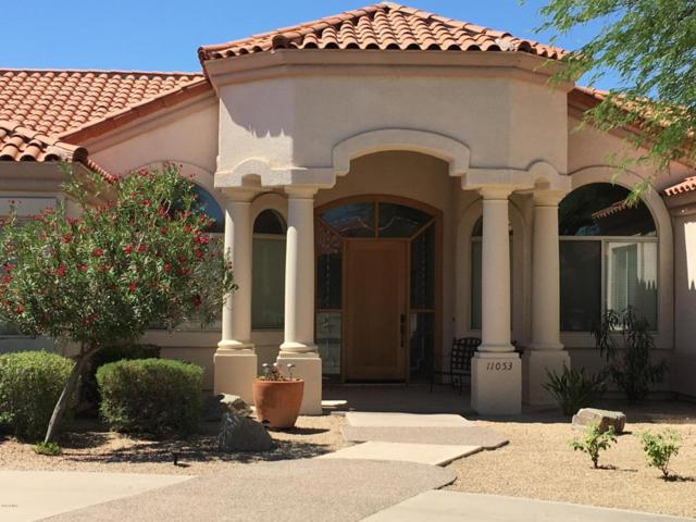 11053 E Bella Vista Drive, Scottsdale, AZ 85259 (MLS #5779085) :: RE/MAX Excalibur