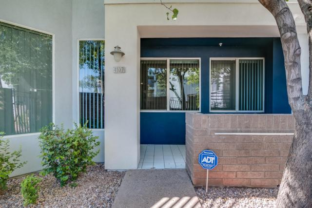 3633 N 3RD Avenue #1107, Phoenix, AZ 85013 (MLS #5779392) :: Essential Properties, Inc.