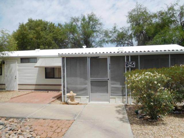 17200 W Bell Road #2182, Surprise, AZ 85374 (MLS #5779637) :: The Daniel Montez Real Estate Group