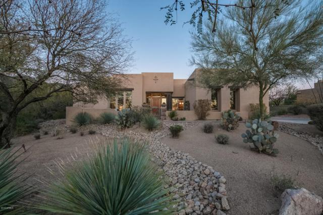 34855 N Mountainside Drive, Carefree, AZ 85377 (MLS #5779966) :: The Wehner Group