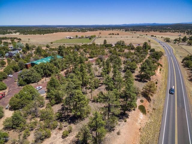 6314 W Hwy 260, Show Low, AZ 85901 (MLS #5779984) :: The Daniel Montez Real Estate Group