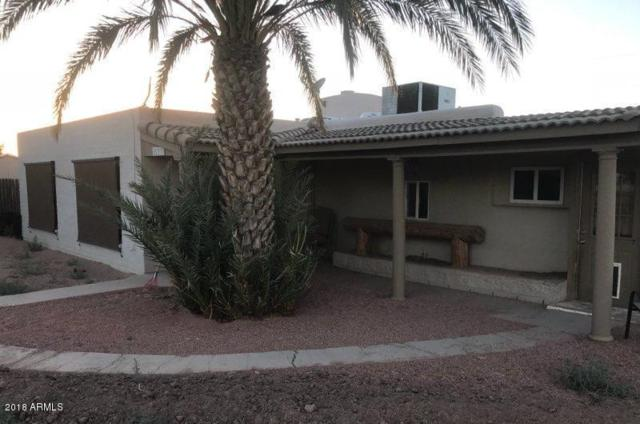 493 N Nafziger Road, Coolidge, AZ 85128 (MLS #5779994) :: Yost Realty Group at RE/MAX Casa Grande