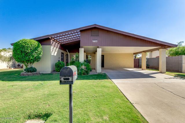 1463 E Harmony Avenue, Mesa, AZ 85204 (MLS #5780001) :: Realty Executives