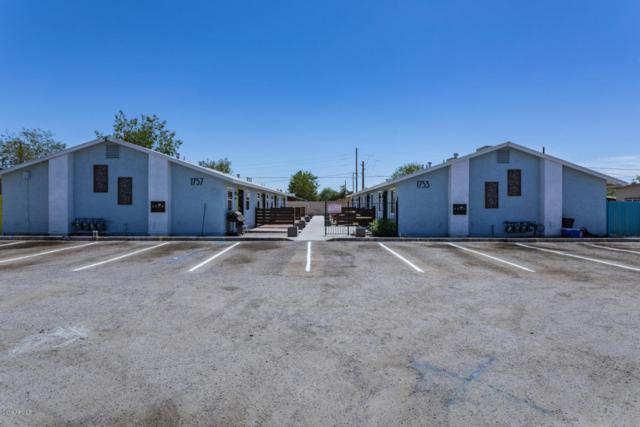 1757 E Harvard Street, Phoenix, AZ 85006 (MLS #5780278) :: Lux Home Group at  Keller Williams Realty Phoenix