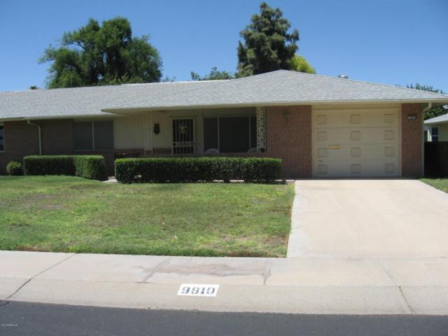 9810 W Gulf Hills Drive, Sun City, AZ 85351 (MLS #5780362) :: Kortright Group - West USA Realty