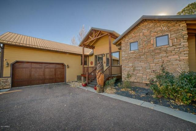980 N Bison Golf Court, Show Low, AZ 85901 (MLS #5780540) :: The Bill and Cindy Flowers Team