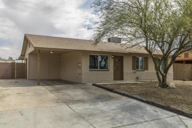 8145 W Fairmount Avenue, Phoenix, AZ 85033 (MLS #5780565) :: Riddle Realty