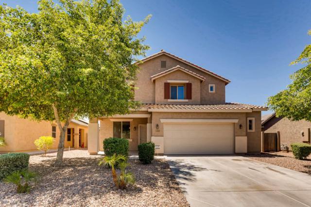 19589 W Morning Glory Street, Buckeye, AZ 85326 (MLS #5780697) :: The Daniel Montez Real Estate Group
