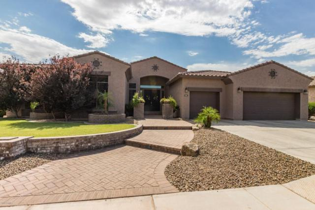 5382 S Four Peaks Way, Chandler, AZ 85249 (MLS #5780878) :: The Everest Team at My Home Group