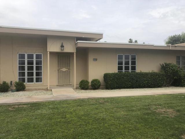 10066 W Lancaster Drive, Sun City, AZ 85351 (MLS #5781098) :: Occasio Realty