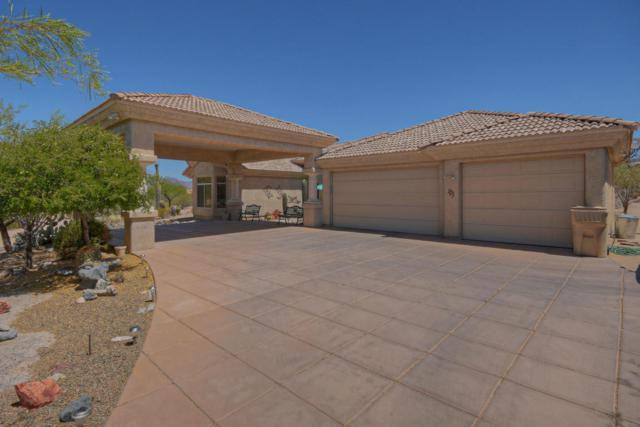 36847 E Bivouac Trail, Carefree, AZ 85377 (MLS #5781219) :: The Garcia Group