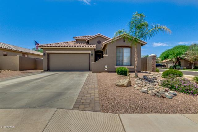 7110 S Bridal Vail Drive, Gilbert, AZ 85298 (MLS #5781241) :: The Jesse Herfel Real Estate Group