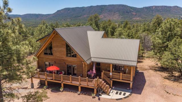 4060 N Whispering Pine Road, Pine, AZ 85544 (MLS #5781529) :: The Daniel Montez Real Estate Group