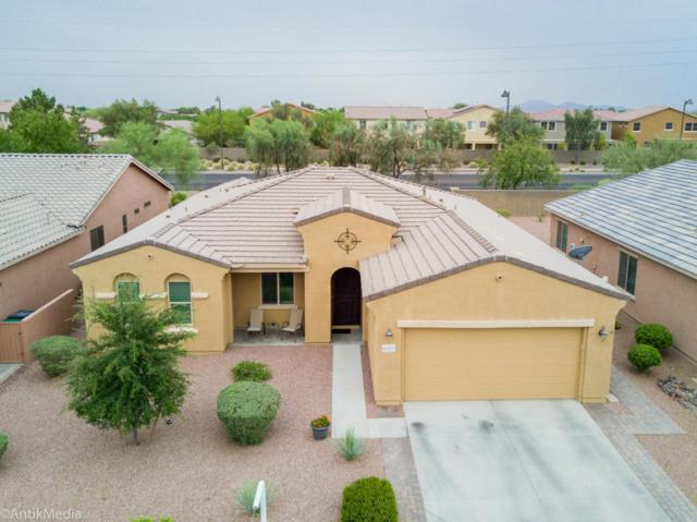 42425 W Sea Eagle Drive W, Maricopa, AZ 85138 (MLS #5781538) :: Kortright Group - West USA Realty