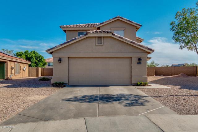 22865 W Solano Drive, Buckeye, AZ 85326 (MLS #5781564) :: Lux Home Group at  Keller Williams Realty Phoenix