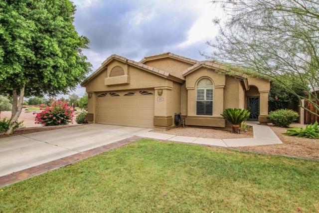 476 E Devon Drive, Gilbert, AZ 85296 (MLS #5781794) :: Occasio Realty