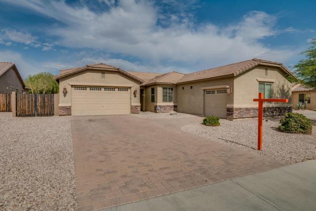1863 S 221ST Avenue, Buckeye, AZ 85326 (MLS #5781817) :: Yost Realty Group at RE/MAX Casa Grande