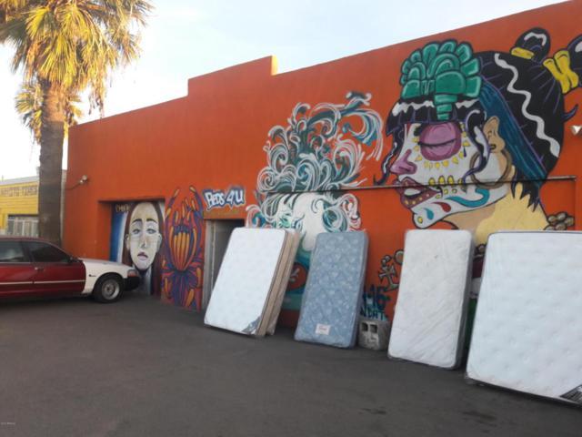 2827 W Buckeye Road, Phoenix, AZ 85009 (MLS #5781878) :: The Daniel Montez Real Estate Group