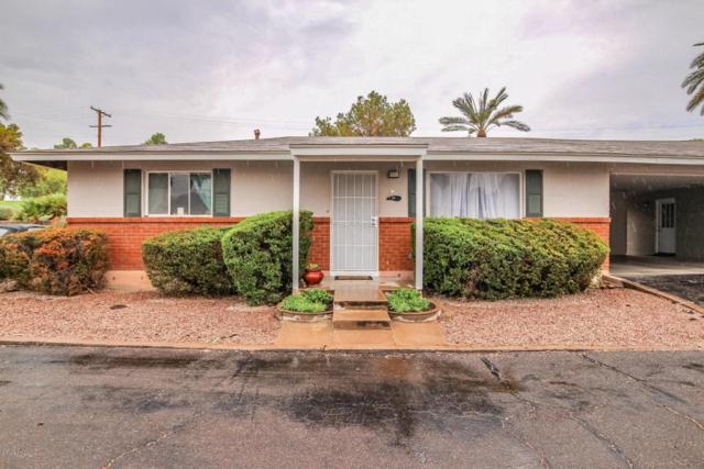 524 W Fairway Drive #12, Mesa, AZ 85201 (MLS #5781897) :: Occasio Realty