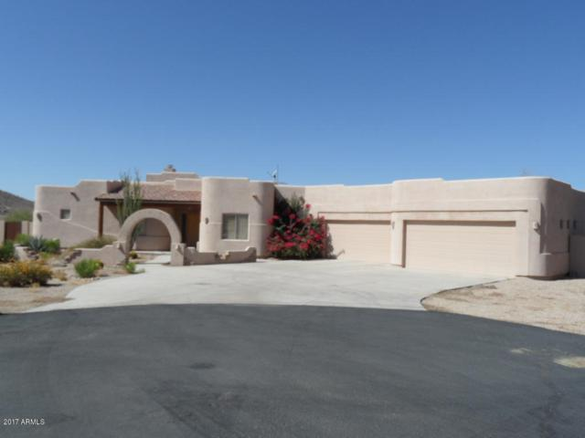 2742 W Fernwood Drive, Phoenix, AZ 85086 (MLS #5782057) :: The Jesse Herfel Real Estate Group