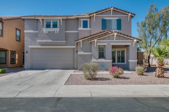 1210 E Hampton Lane, Gilbert, AZ 85295 (MLS #5782385) :: Realty Executives