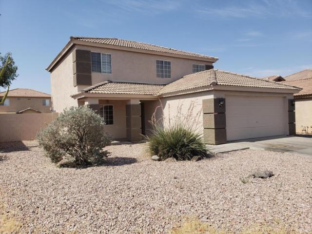 12417 W Ash Street, El Mirage, AZ 85335 (MLS #5782521) :: Devor Real Estate Associates