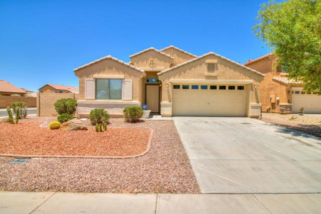 41272 W Walker Way, Maricopa, AZ 85138 (MLS #5782540) :: The Pete Dijkstra Team