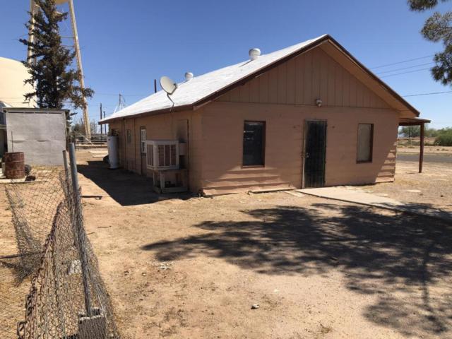 100 W Pima Avenue, Coolidge, AZ 85128 (MLS #5782612) :: Team Wilson Real Estate