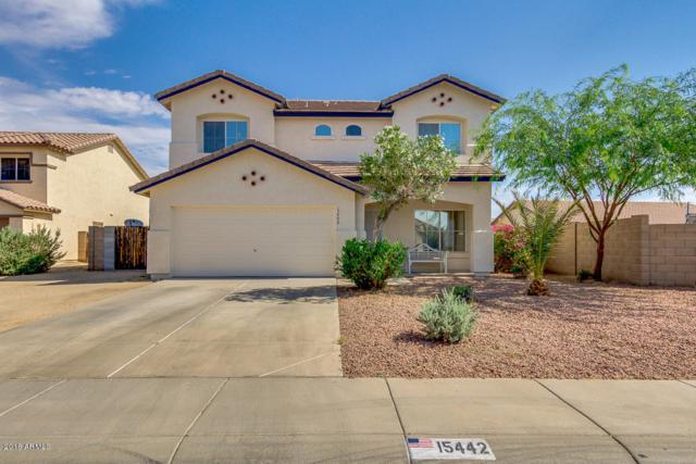 15442 W Evans Drive, Surprise, AZ 85379 (MLS #5782650) :: The Worth Group