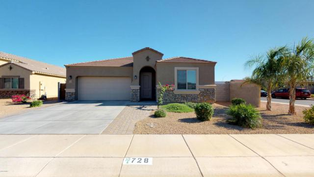 728 W Silver Reef Drive, Casa Grande, AZ 85122 (MLS #5782653) :: Yost Realty Group at RE/MAX Casa Grande