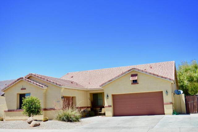 1528 E Viola Drive, Casa Grande, AZ 85122 (MLS #5782663) :: Realty Executives