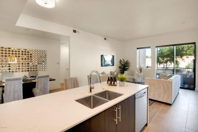 7300 E Earll Drive #2004, Scottsdale, AZ 85251 (MLS #5782688) :: The Pete Dijkstra Team