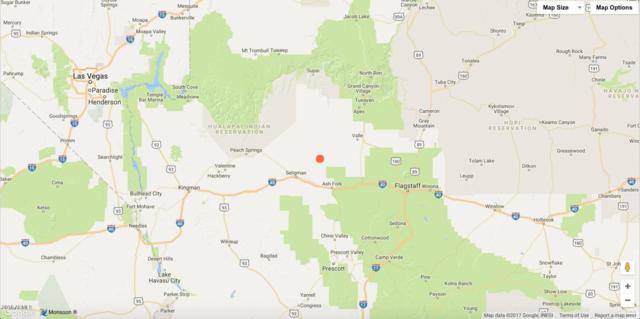 652 Westwood Ranches, Ash Fork, AZ 86320 (MLS #5782802) :: Brett Tanner Home Selling Team