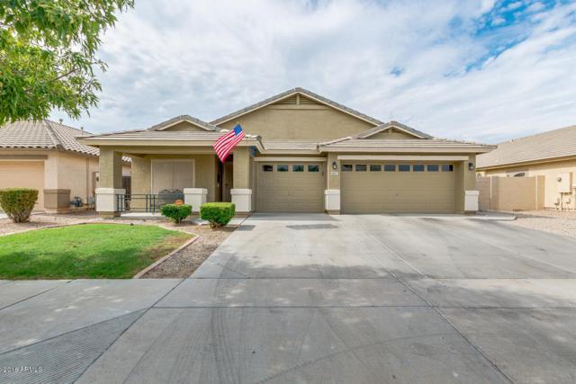 16517 W Garfield Street, Goodyear, AZ 85338 (MLS #5782809) :: Realty Executives