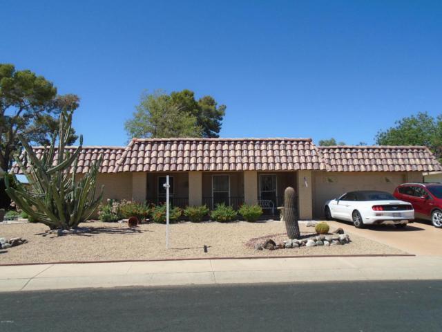 10905 W Kaibab Drive, Sun City, AZ 85373 (MLS #5782810) :: The Daniel Montez Real Estate Group
