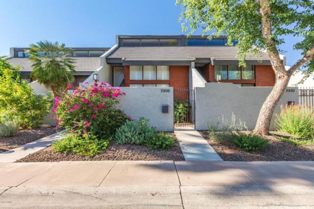 7308 E Rancho Vista Drive, Scottsdale, AZ 85251 (MLS #5782843) :: Revelation Real Estate