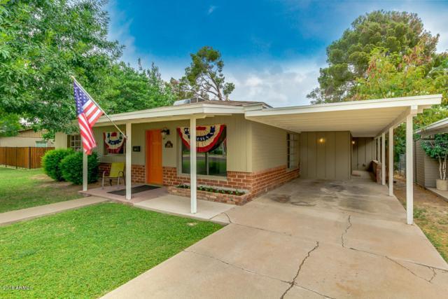 1526 E Hudson Drive, Tempe, AZ 85281 (MLS #5782871) :: The Daniel Montez Real Estate Group