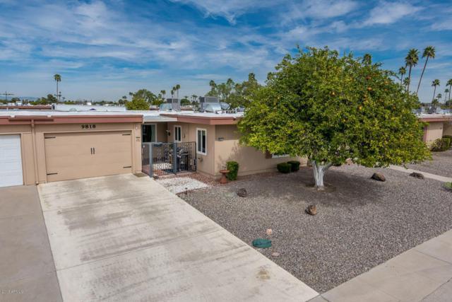 9818 W Lancaster Drive, Sun City, AZ 85351 (MLS #5782873) :: The Daniel Montez Real Estate Group