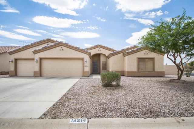 14214 S Country Club Way, Arizona City, AZ 85123 (MLS #5782888) :: Yost Realty Group at RE/MAX Casa Grande