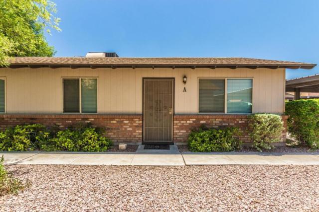 6508 S Lakeshore Drive A, Tempe, AZ 85283 (MLS #5782891) :: The Daniel Montez Real Estate Group