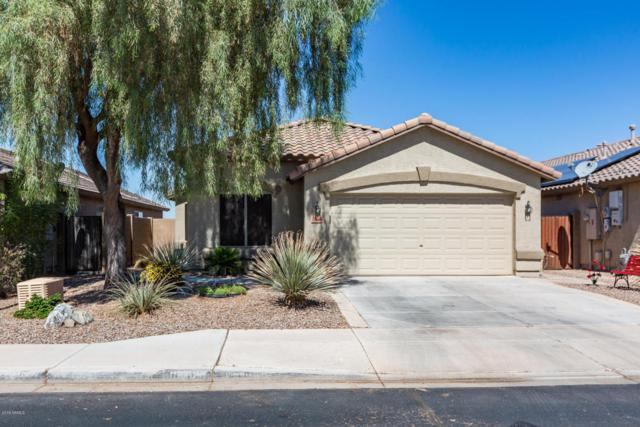 18444 N Smith Drive, Maricopa, AZ 85139 (MLS #5782927) :: The Pete Dijkstra Team