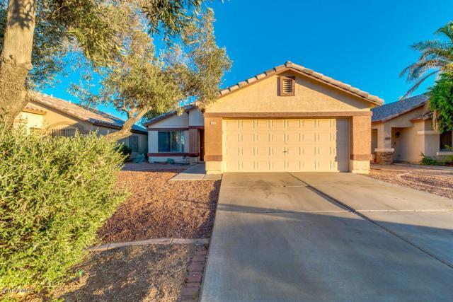 8551 W Eva Street, Peoria, AZ 85345 (MLS #5782941) :: Brett Tanner Home Selling Team