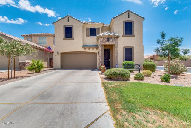 17479 N Costa Brava Avenue, Maricopa, AZ 85139 (MLS #5783017) :: The Pete Dijkstra Team