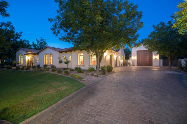 24055 S 201ST Place, Queen Creek, AZ 85142 (MLS #5783085) :: The Daniel Montez Real Estate Group
